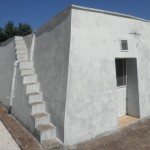 Trullo with olive sea view for sale near Ostuni