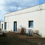 Antico casolare in vendita nelle campagne di Ceglie Messapica