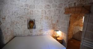 Villa Ulivo Il -Trullo dependance- small double bedroom (20) (1)