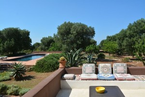 Villa Ulivo ground floor furnished terrace living room extention (8)
