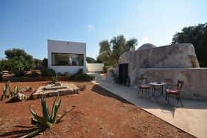 Villa Ulivo guest house & Trullo dependance small double bedroom (15)_0 (1)