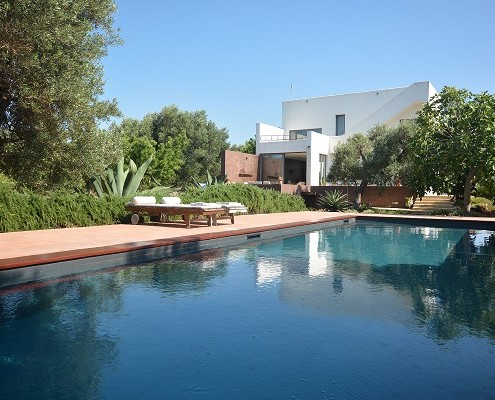 Villa Ulivo swimming pool (3)