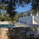Neubau mit Garten, Pool und Meerblick zum Verkauf in Carovigno in Puglia