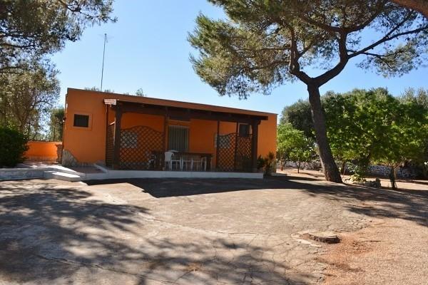 Villa nuova in vendita nelle campagne di Carovigno